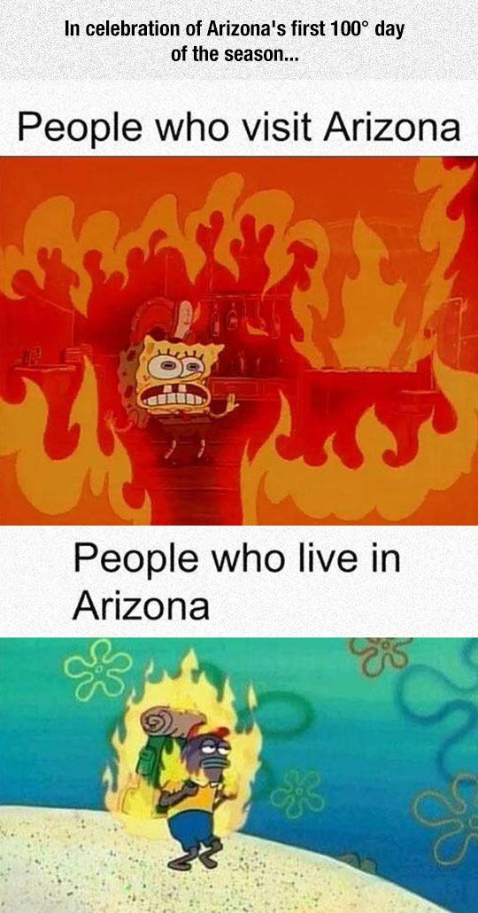 Arizona Weather