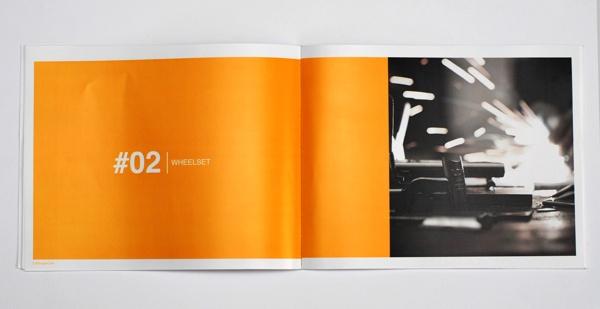 Catalogue Design by Dwi Kristantyo, via Behance