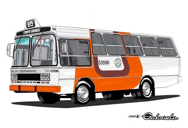 Will.Bus: Caio Gabriela / Mercedes-Benz LPO 1113 - (RJ) Tran...