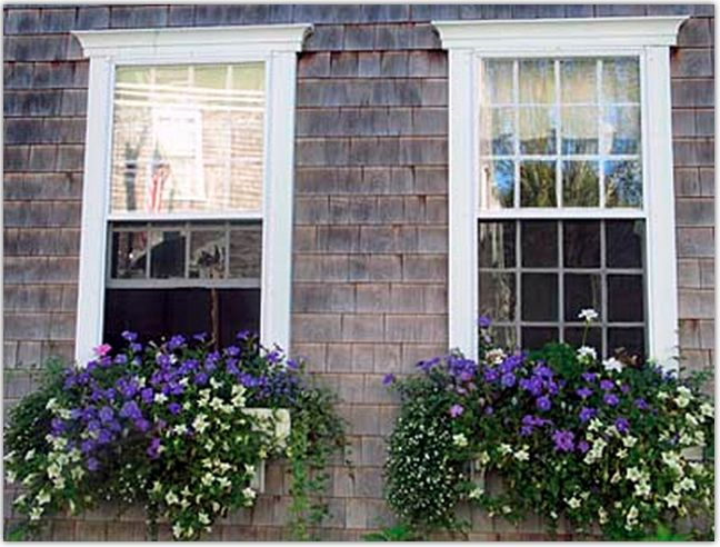 Flower Box | Window Box Inspiration | Ideas for Beautiful Gardens and Curb Appeal ...
