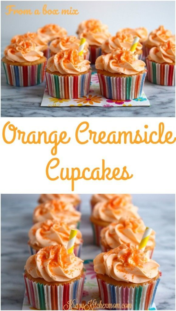 A white boxed cake mix with orange soda and the best butter cream. #buttercream #orangecrush #creamsicle #cakecakecake
