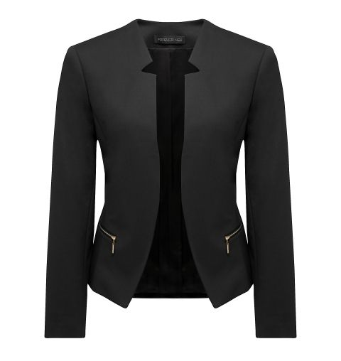 Milana cut-away blazer - Forever New