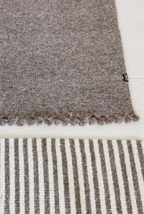 PLAIN CARPET by Tikau (Grey, 140x200cm)