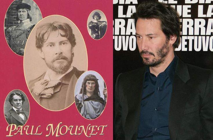 Keanu Reeves is immortal!