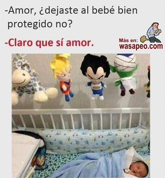 yo seré así con mi hijo