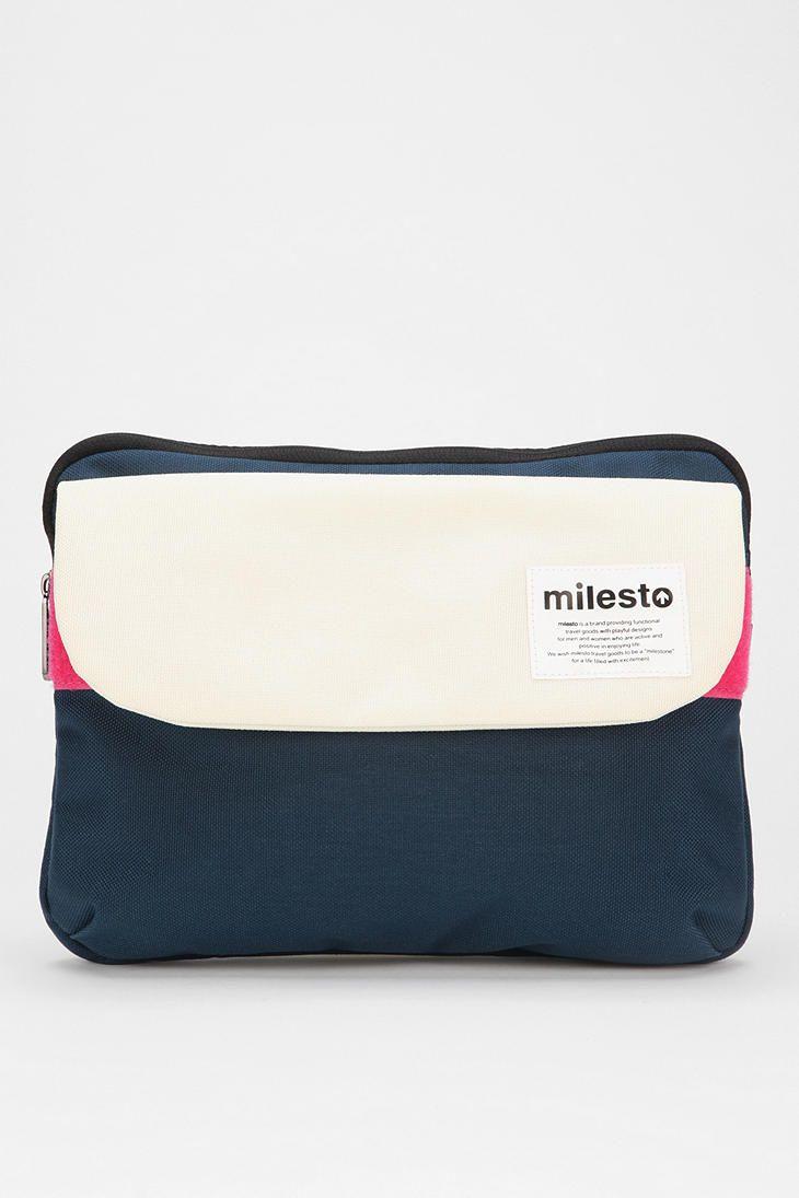 Neo-Utility Milesto iPad Case