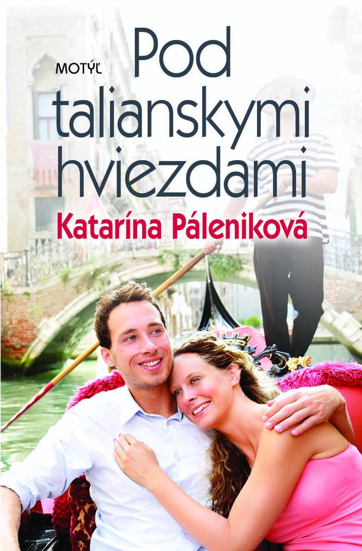 Každý si raz nájde svoju životnú lásku. Či to bude váš najlepší kamarát, taliansky kuchár, doktor, predavač zmrzliny, neznámy chalan alebo hnedooký maliar.  Každý si ju raz nájde...   Viac: http://www.bux.sk/knihy/216920-pod-talianskymi-hviezdami.html