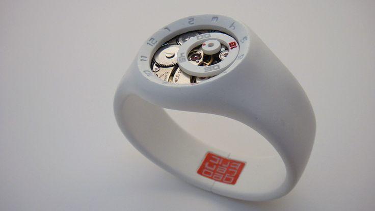 Timepieces : Geoffrey Cooper
