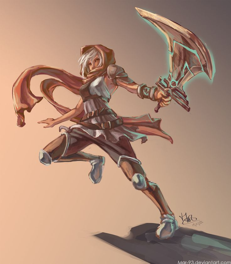 Riven by MaR-93.deviantart.com