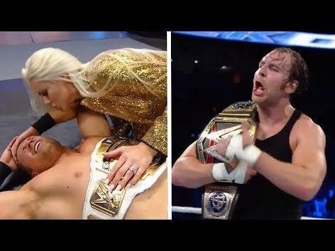 WWE Smackdown 30 June 2016 Highlights - WWE Smackdown 6/30/16 Highlig HD