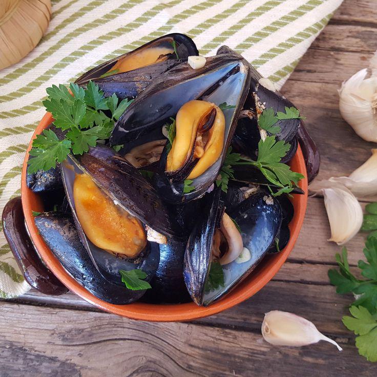 Impepata di cozze la vera ricetta napoletana - Il mondo di Adry