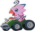 File:Piyomon racing.png - Wikimon - The #1 Digimon wiki