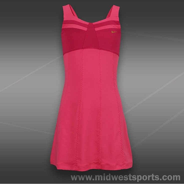 Red cocktail dress cheap nike