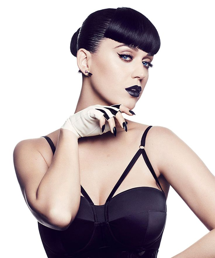 Katy Perry CoverGirl Makeup Line Katy Kat | Katy Perry is launching her own collection of lipsticks with CoverGirl #refinery29 http://www.refinery29.com/2016/04/108507/katy-perry-covergirl-makeup-collection