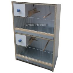 Image result for budgie breeding cage design