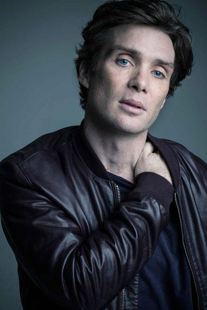 Cillian Murphy, photographed by Sarah Dunn, 2014
