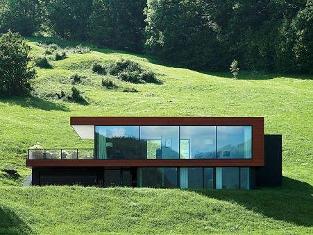 EFH Steurer - Einfamilienhaus Reuthe - QUERFORMAT . Architektur und Bauleitung ZT GmbH