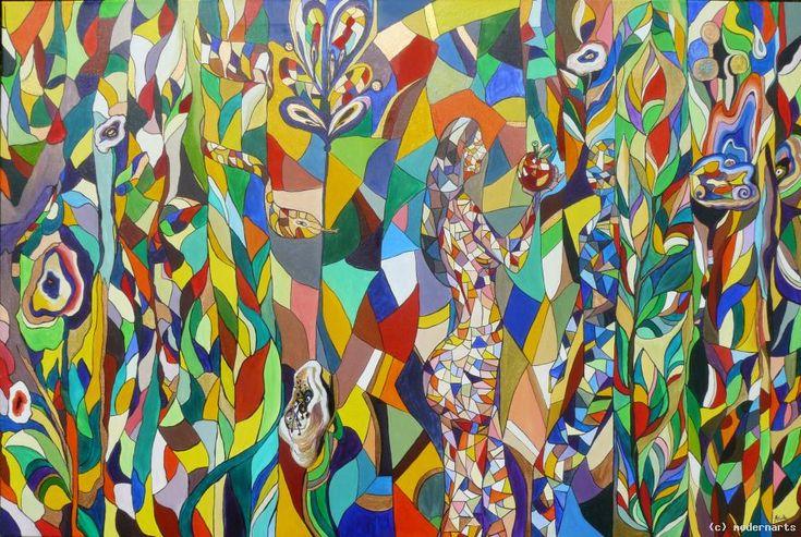 MirellaGallery - TENTATION - Adam und Eva