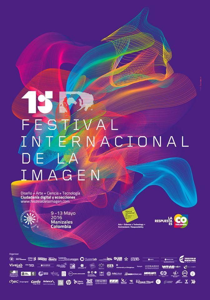 13 Festival Internacional de la Imagen. Manizales 2016