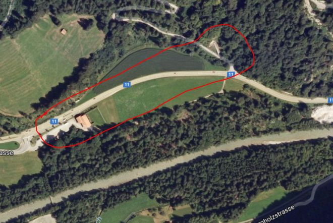 A Rifle Range Over a Highway? Only in Switzerland - The Firearm BlogThe Firearm Blog