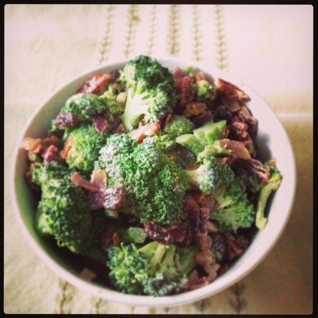 broccoli-crunch | Healthy eats | Pinterest
