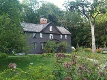 The Orchard House in Concord, MA where Alcott penned her beloved tale. www.louisamayalcott.org