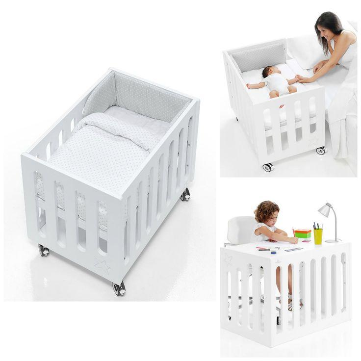18 migliori immagini la cameretta del mio bimbo su - Culla neonato da attaccare al letto ...