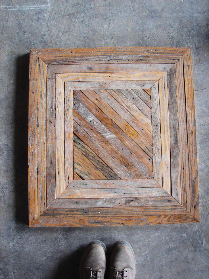 table. reclaimed wood.: Ideas, Pattern, Wood, Pallet, Table, Furniture, West, Brooklyn