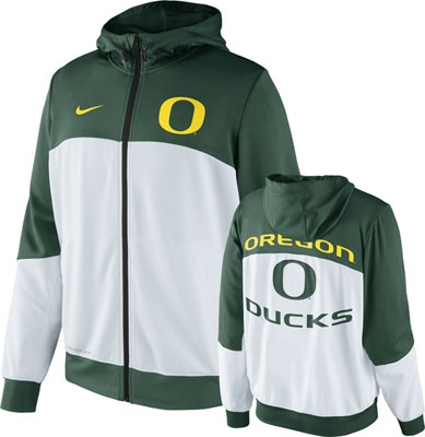 Oregon Ducks Nike On-Court Basketball Hooded Sweatshirt I WANT ONE SOO BAD #nationalbrand