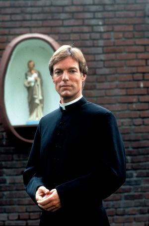 Richard Chamberlain as Father Ralph in the Thorn Birds