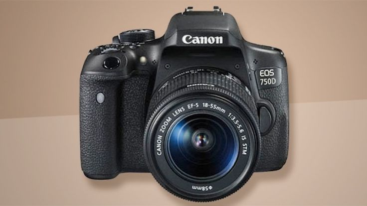 Canon EOS 750D review: A new entry-level DSLR for 2015, complete with classic Canon look and updated performance.