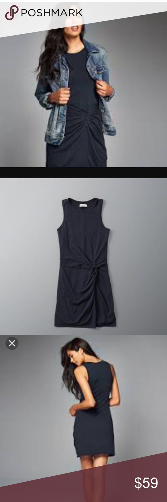 Abercrombie dress Brand New no tags never worn gorgeous on petite girls hot shoes off ur curves sexy Abercrombie & Fitch Dresses Midi
