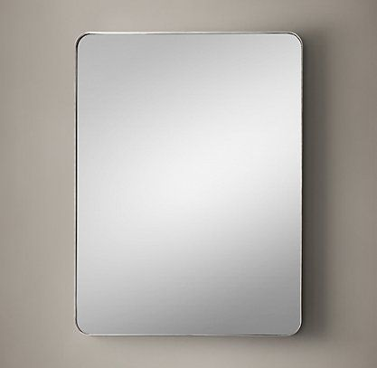 bathroom mirror hardware 65 best images about mv mirrors on pewter 11037