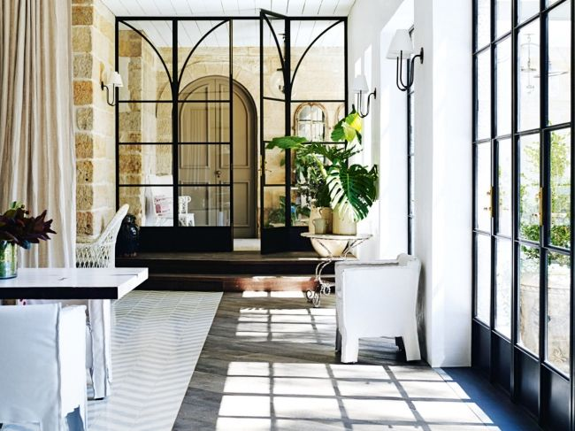 Renovation: Justin Hemmes transforms his family's historic waterfront mansion - Vogue Living