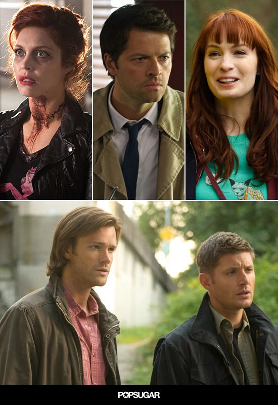 Time to plan your Supernatural Halloween costume!