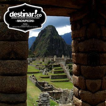 Foto: MACHUPICHU El gran Santuario Religioso ! te gustaría conocerlo? Destinar Colombia te invita a conocer este increíble destino quieres saber mas comunicate con nosotros al 3124668907 o al 3167040408 y conoce mas de este paquete turistico dejanos tus dudas y comentarios en destinarcolombia@gmail.com - info@destinar.co www.destinar.co - Viaja. Conoce, Comparte!
