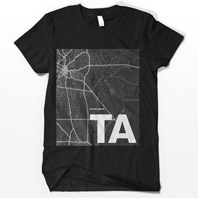 IMAGE | Touche Amore - LA | T-Shirt