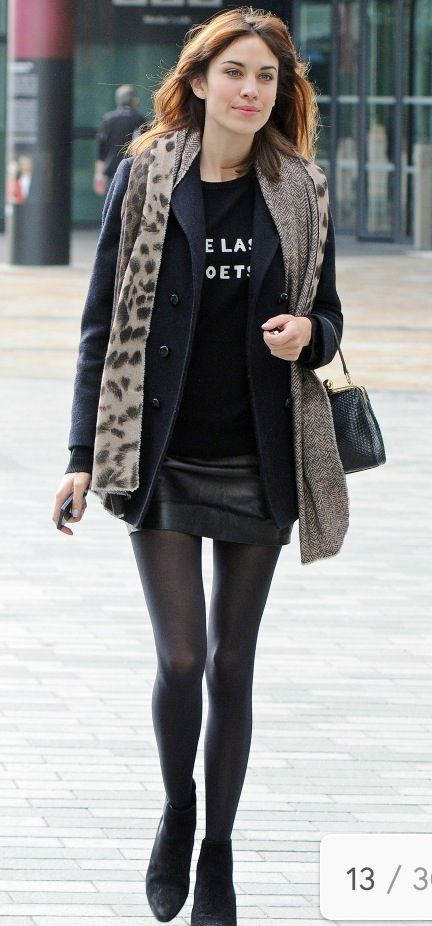 10 Best Images About Scarf Alexa Chung On Pinterest