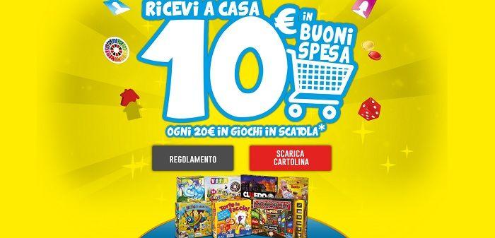 Buono Spesa Hasbro Gaming - 10€