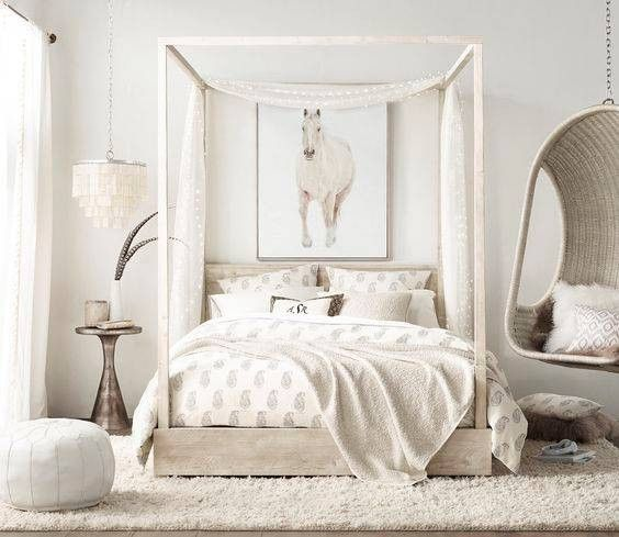 Best All White Room Ideas White Off White Bedroom