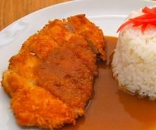 Chicken Katsu curry / thermomix