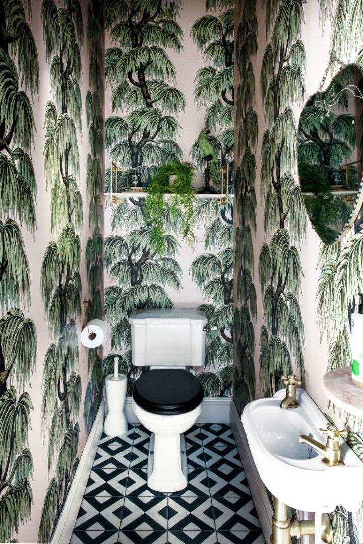 Elegantly Crafted Interior Decoholic Tropical Bathroom Small Toilet Room Amazing Bathrooms