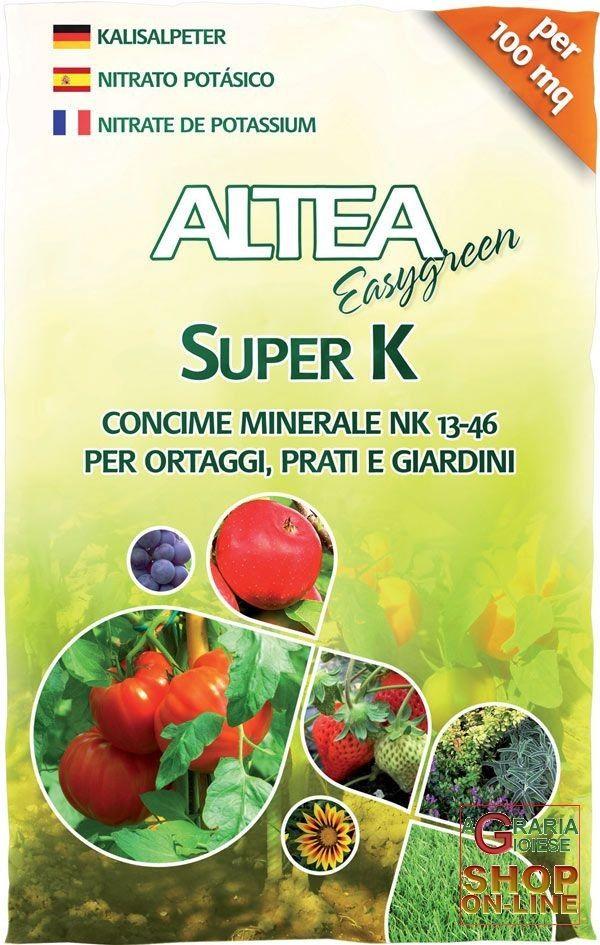 ALTEA SUPER K CONCIME MINERALE NK 13-46 PER ORTAGGI E FRUTTA E GIARDINI 2 Kg http://www.decariashop.it/concimi-in-confezione-piccole/470-altea-super-k-concime-minerale-nk-13-46-per-ortaggi-e-frutta-e-giardini-2-kg.html
