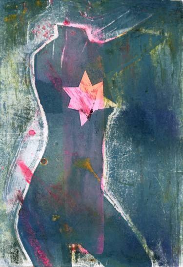 """Saatchi Art Artist ALINA FEDOTOVA; Painting, """"MY HEART"""" #art"""