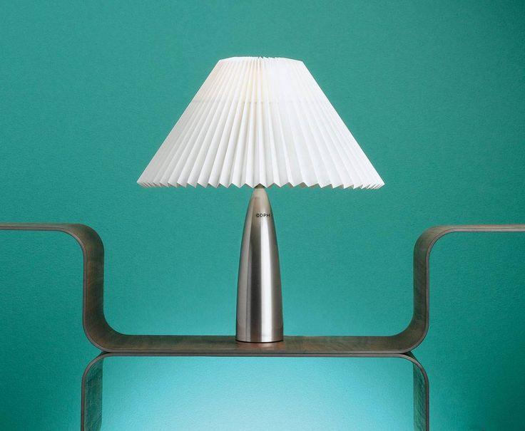 Le Klint Bordlampe af aluminium | Nr. lk-378 | Alt. 378A | DPH Trading