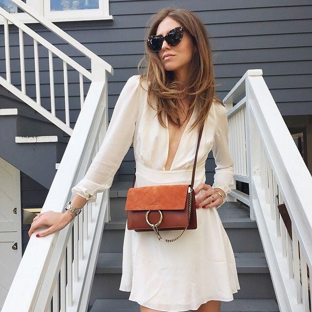Sac Chloé Faye : même look, moins cher - Styles by Assitan. Blog mode. French style blogger