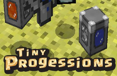 Tiny Progressions Mod 1.10.2 - minecraft mods 1.10.2 : Download and install Minecraft Forge. Download the mod. Click on the Start Menu  ...   | http://niceminecraft.net/tag/minecraft-1-10-2-mods/