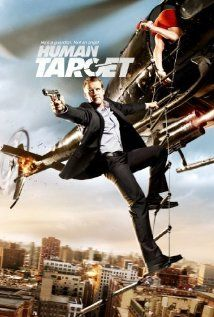 Human Target (TV Series 2010).  I can't believe this show is off the air.  Crazy.  It was like Rockford characters meet James Bond meets AWESOME ... oh and hot too. lol