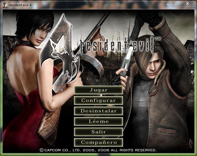 Descargar Resident Evil 4 [PC] [1-Link] [Español] [Full] Gratis [MEGA-MediaFire] | Bajar Juegos PC Gratis