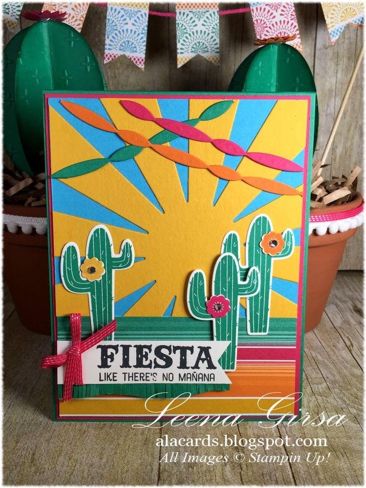 A La Cards: Fiesta Sunrise